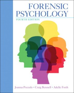 Solution Manual for Forensic Psychology 4th Edition Pozzulo
