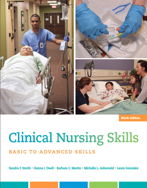 Test Bank for Clinical Nursing Skills 9th Edition Smith