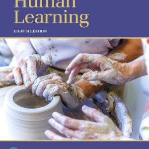 Test Bank for Human Learning 8th Edition Ormrod