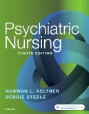 Test Bank for Psychiatric Nursing 8th Edition Keltner