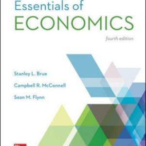 Test Bank for Essentials of Economics 4th Edition Brue