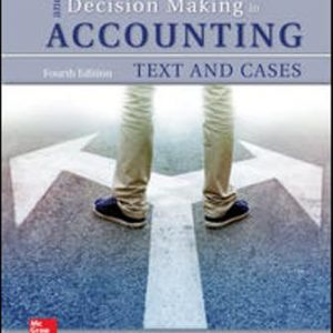 Solution Manual for Ethical Obligations and Decision-Making in Accounting: Text and Cases 4th Edition Mintz