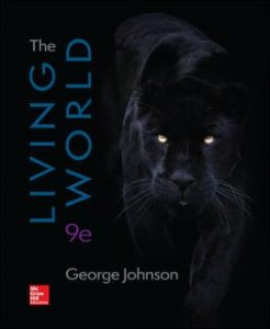 Test Bank for The Living World 9th Edition Johnson