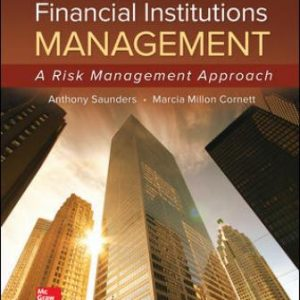 Solution Manual for Financial Institutions Management: A Risk Management Approach 9th Edition Saunders