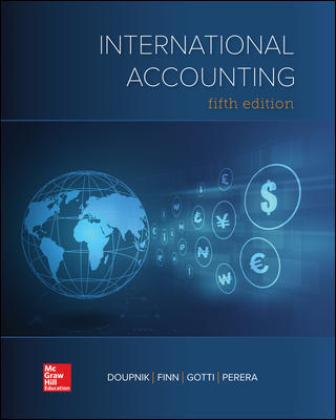 Solution Manual for International Accounting 5th Edition Doupnik