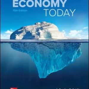 Test Bank for The Economy Today 15th Edition Schiller