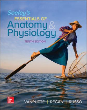 Solution Manual for Seeley's Essentials of Anatomy and Physiology 10th Edition VanPutte