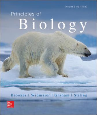 Solution Manual for Principles of Biology 2nd Edition Brooker