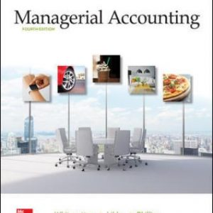 Solution Manual for Managerial Accounting 4th Edition Whitecotton