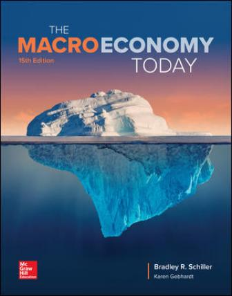 Solution Manual for The Macro Economy Today 15th Edition Schiller
