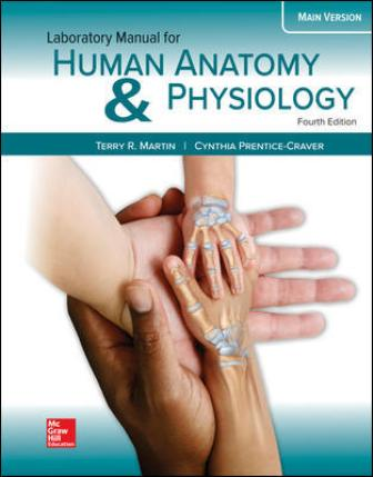 Test Bank for Human Anatomy & Physiology Main Version 4th Edition Martin