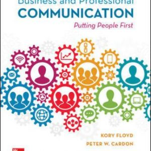 Solution Manual for Business and Professional Communication 1st Edition Floyd