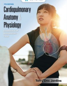 Test Bank for Cardiopulmonary Anatomy and Physiology 7th Edition Jardins