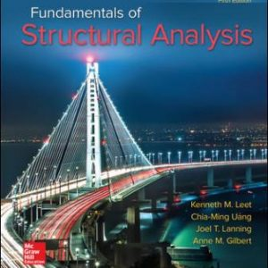 Solution Manual for Fundamentals of Structural Analysis 5th Edition Leet