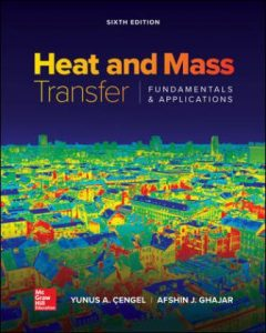 Solution Manual for Heat and Mass Transfer: Fundamentals and Applications 6th Edition Cengel