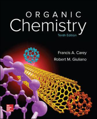 Solution Manual for Organic Chemistry 10th Edition Carey