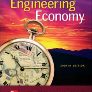 Test Bank for Engineering Economy 8th Edition Blank