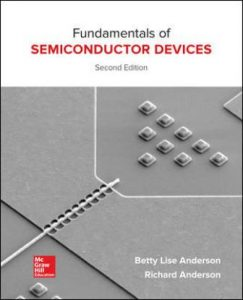Test Bank for Fundamentals of Semiconductor Devices 2nd Edition Anderson