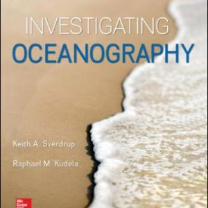 Test Bank for Investigating Oceanography 2nd Edition Sverdrup