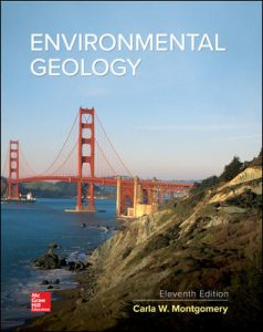 Test Bank for Environmental Geology 11th Edition Montgomery