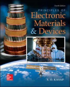 Solution Manual for Principles of Electronic Materials and Devices 4th Edition Kasap