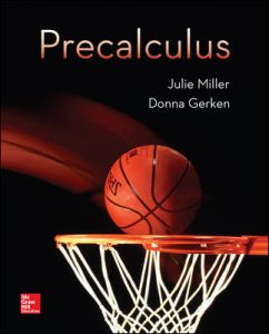 Solution Manual for Precalculus 1st Edition Miller