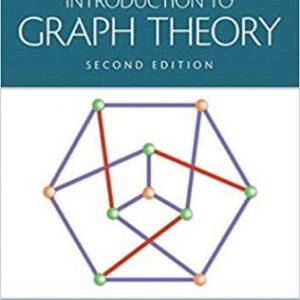 Solution Manual for Introduction to Graph Theory 2nd Edition West