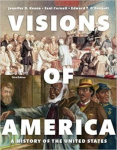 Test Bank for Visions of America: A History of the United States, Volume 1 3rd Edition Keene