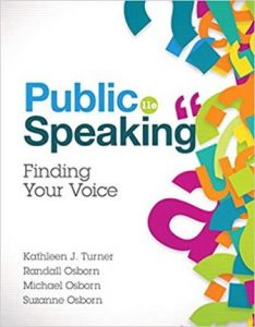 Test Bank for Public Speaking Finding Your Voice 11th Edition Turner
