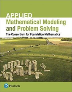 Test Bank for Applied Mathematical Modeling and Problem Solving Consortium