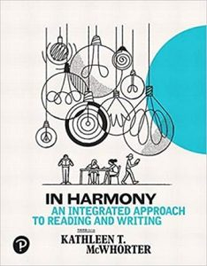 Test Bank for In Harmony: Reading and Writing 3rd Edition McWhorter