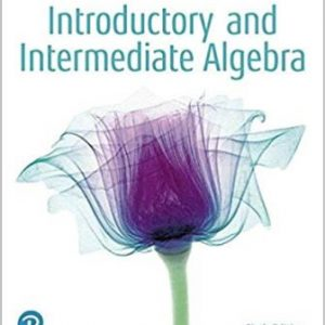 Test Bank for Introductory and Intermediate Algebra 6th Edition Bittinger