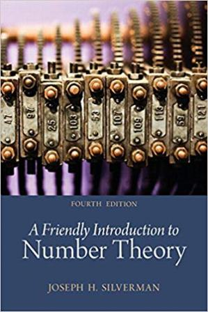 Solution Manual for Friendly Introduction to Number Theory, A 4th Edition Silverman