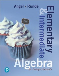 Solution Manual for Elementary & Intermediate Algebra for College Students 5th Edition Angel