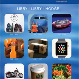 Test Bank for Financial Accounting 9th Edition Libby