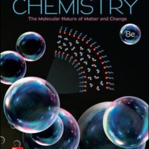 Test Bank for Chemistry: The Molecular Nature of Matter and Change 8th Edition Silberberg