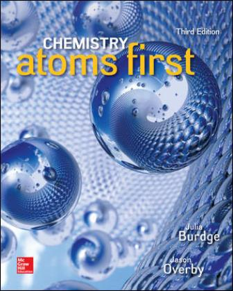 Test Bank for Chemistry: Atoms First 3rd Edition Burdge