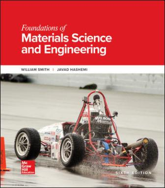 Solution Manual for Foundations of Materials Science and Engineering 6th Edition Smith