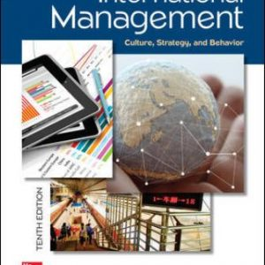 Solution Manual for International Management: Culture, Strategy, and Behavior 10th Edition Luthans