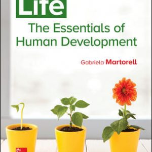 Test Bank for Life: The Essentials of Human Development 1st Edition Martorell