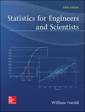 Solution Manual for Statistics for Engineers and Scientists 5th Edition Navidi