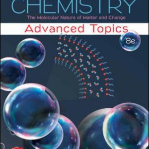 Solution Manual for Chemistry: The Molecular Nature of Matter and Change With Advanced Topics 8th Edition Silberberg