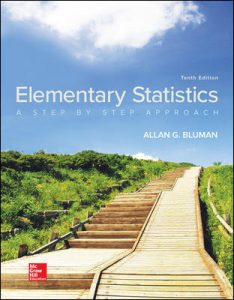 Solution Manual for Elementary Statistics: A Step By Step Approach 10th Edition Bluman