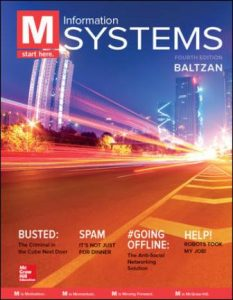 Solution Manual for M: Information Systems 4th Edition Baltzan