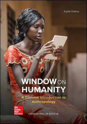Test Bank for Window on Humanity: A Concise Introduction to General Anthropology 8th Edition Kottak