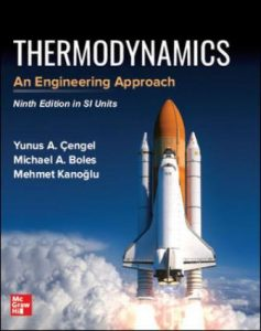 Solution Manual for Thermodynamics: An Engineering Approach 9th Edition Cengel