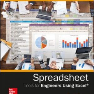 Solution Manual for Spreadsheet Tools for Engineers Using Excel 4th Edition Gottfried