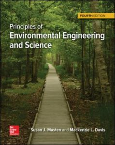 Test Bank for Principles of Environmental Engineering & Science 4th Edition Davis