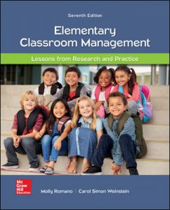 Test Bank for Elementary Classroom Management: Lessons from Research and Practice 7th Edition Weinstein