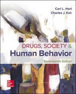 Test Bank for Drugs, Society, and Human Behavior 17th Edition Hart